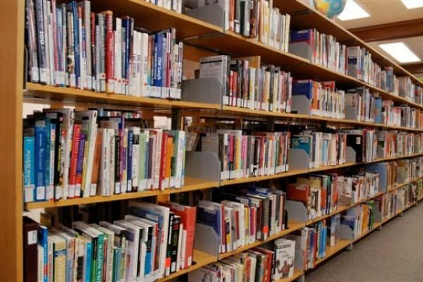 library opened in 100 schools