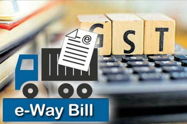 pin code essential for e way bill