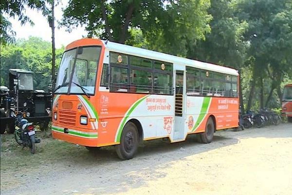 10 buses reached prayagraj