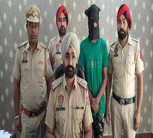 wanted rajvinder raju arrest