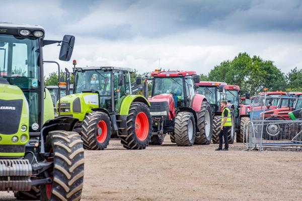 speed up tractor sales by subsidy