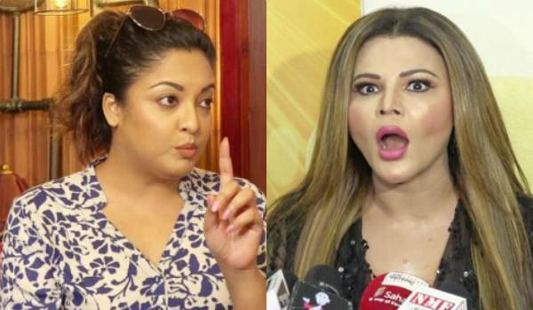 tanushree slaps defamation case against rakhi sawant