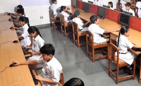 45 schools will be given internet facility