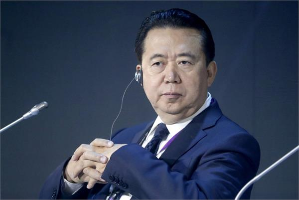 interpol chief meng hongwei resigns after detention in china