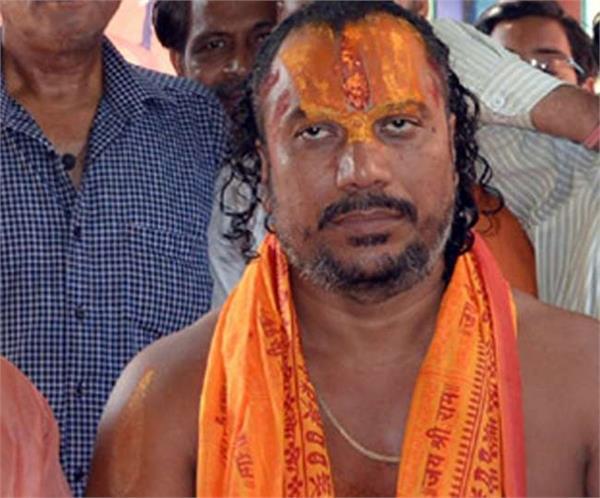 mahant paramahansa s warning ram temple will not be built