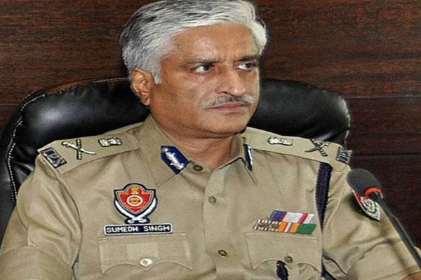 former dgp sumedh saini should be given a week notice high court