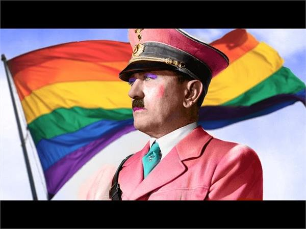 report says hitler was homosexual and heterosexual