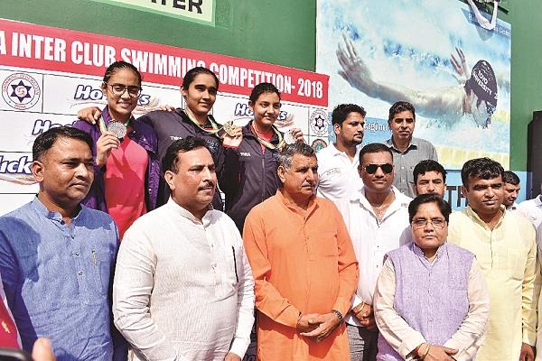 despite half a cent of population haryana is giving half a medal