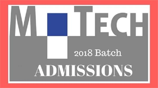 mtech  is less than crazy only 8 admissions in so many years