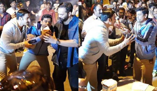 siddharth jadhav celebrates birthday