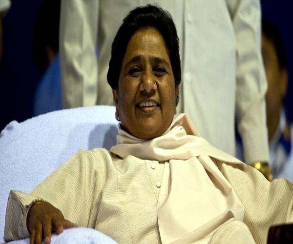 welcome for the announcement of the 17th lok sabha in 7 phases mayawati