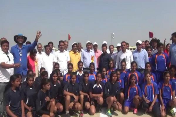 kaithal s jat surajmal sports stadium launches sports competition