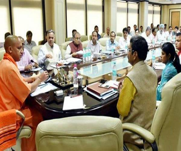 yogi cabinet approves 12 proposals urea manure in up will be rs 35
