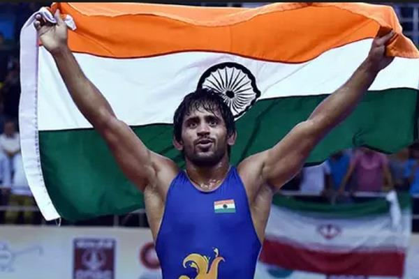 bajrang punia wins silver in world championship