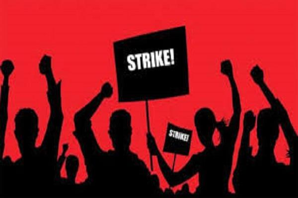 bar strike continues on 6th day