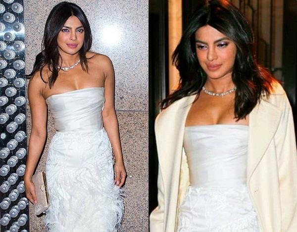 priyanka chopra bridal shower look
