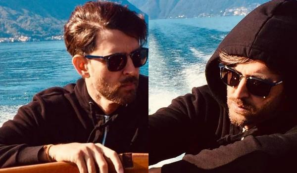 hrithik roshan share cool pictures