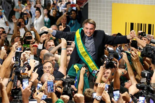 known as tropical trump jair bolsonaro is brazil s new president