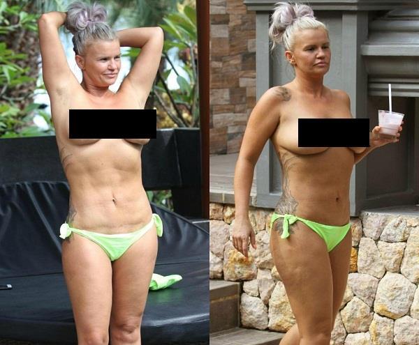 kerry katona topless pictures