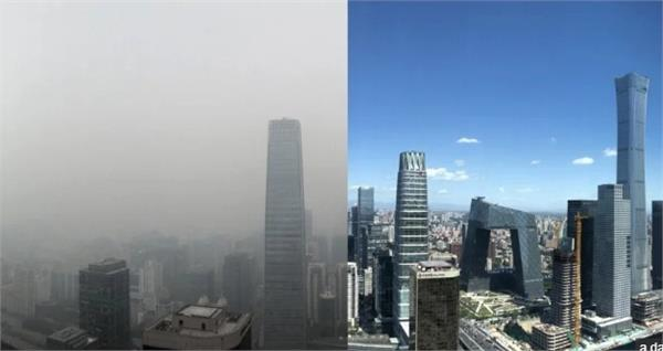 experts blame perfume hair gel for fuelling smog in beijing