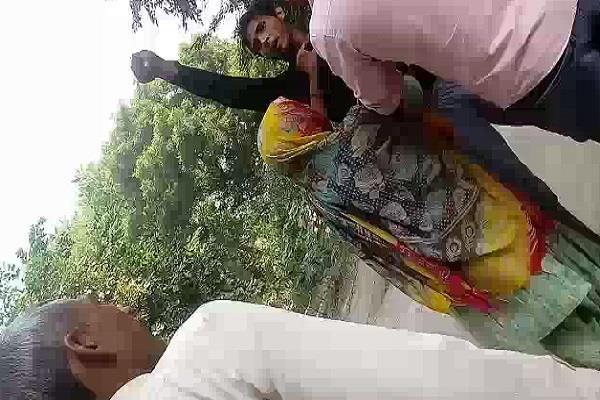 viral video on social media