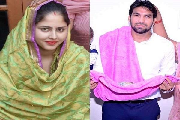 this navratri will be married to arjun avardi manoj khali will bless