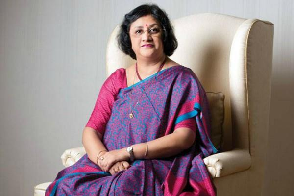 sbi former chief arundhati bhattacharya joins ril board