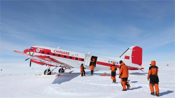 china to build first permanent airport at south pole