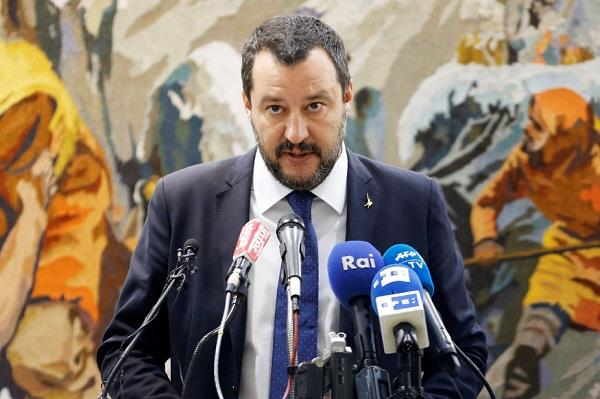 italy threatens to shut airports over migrant  charter flights