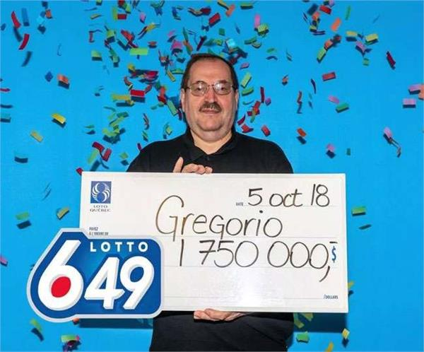 lottery ticket found in old jacket made canadian man millionaires