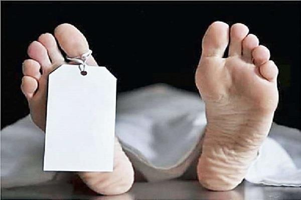 unidentified youth found dead in civil hospital