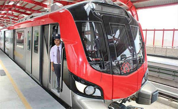 lucknow metro will complete south south corridor work till december keshav