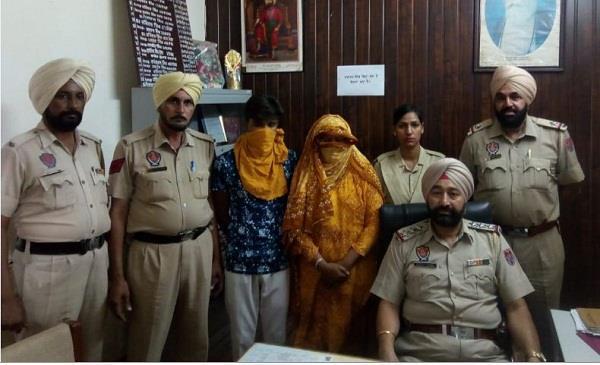 police arrest 2 in drug case