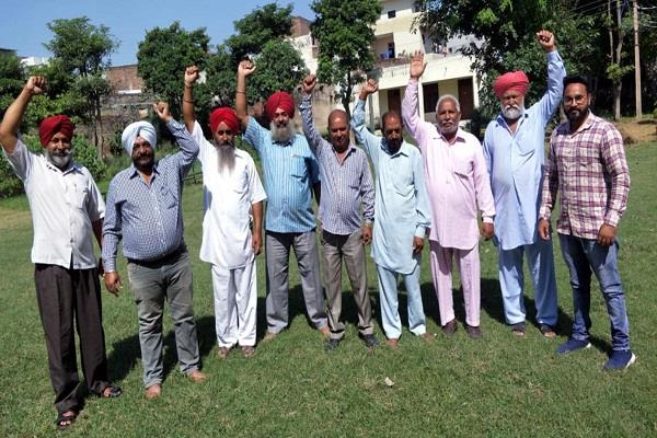 punjab field workshop workers union demands punjab news