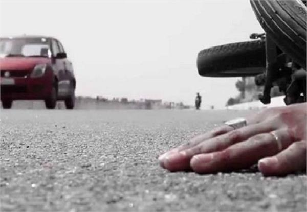 truck collides with bike to 3 young men painful death of three