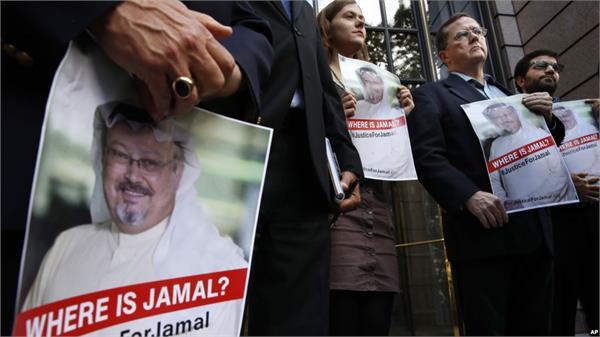 us senators call on trump to order probe into missing saudi journalist