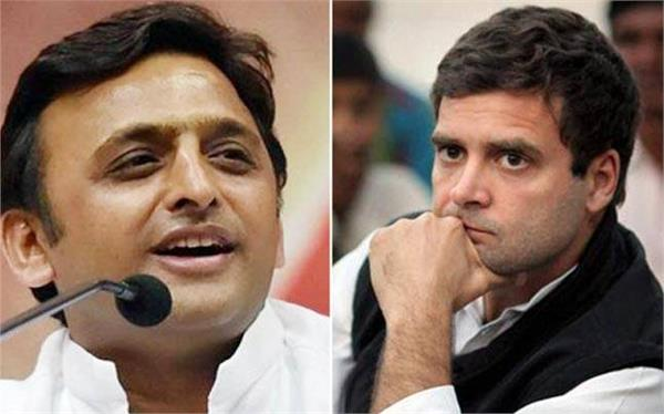 akhilesh angry with congress s attitude