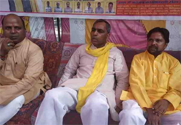 rajbhar told shivpal to explain the sp s case