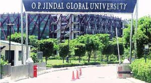 jindal global university created place in 2019 in asia university rankings