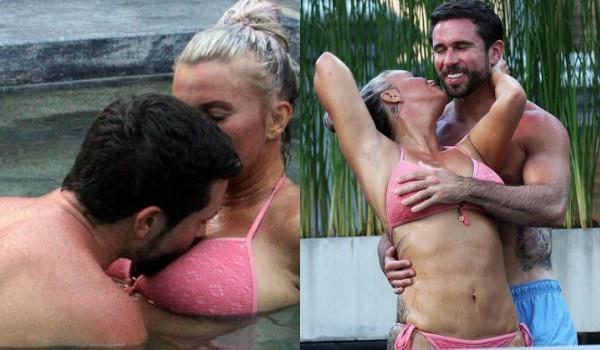 बिकिनी पहन नए बॉयफ्रेंड के साथ COZY होती दिखीं केरी, रोमांटिक तस्वीरें आई सामने