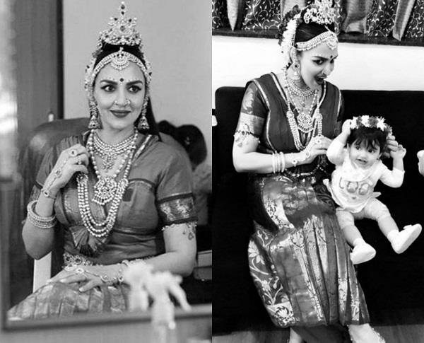 esha deol share cute pictures with daughter radhya