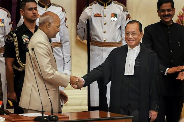 ranjan gogoi becomes 46th chief justice of supreme court of india