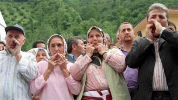 turkish village residents speak whistled bird language