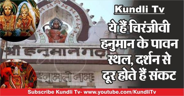 10 most famous temples of hanuman ji