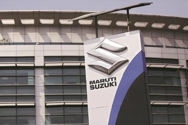maruti suzuki profits fall 9 8 percent earnings rise