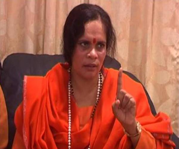 sadhvi prachi calls for security says  islamic terrorism is spreading in india
