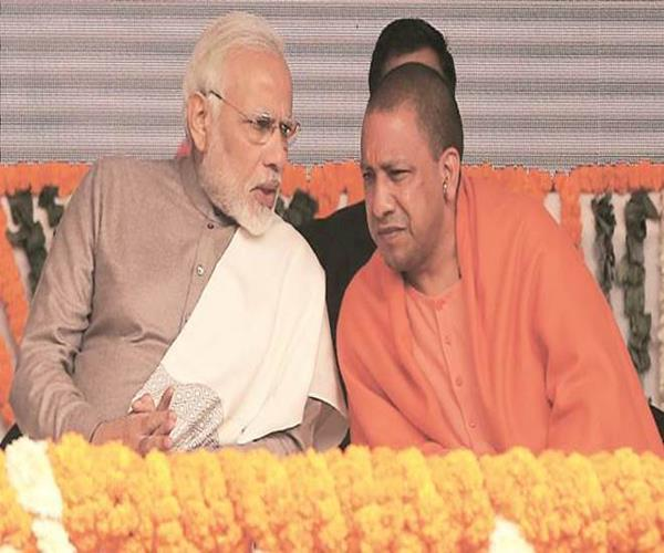 pm modi to dedicate to nation in november varanasi yogi