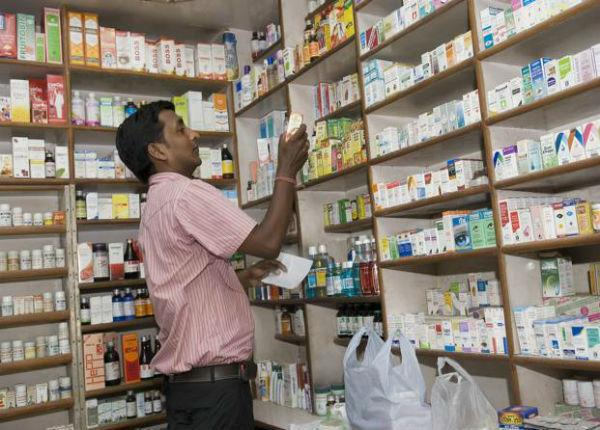 record of medical store in daulatpur chowk