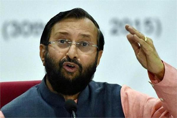 cabinet school building in baghpat will be ready in two years javadekar