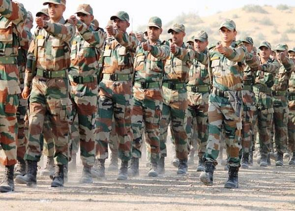 former soldiers who did not complete their job in army